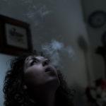 """SMOKE"": ritratto di Elisa Cravero - ©2018 Sergio Bertani"